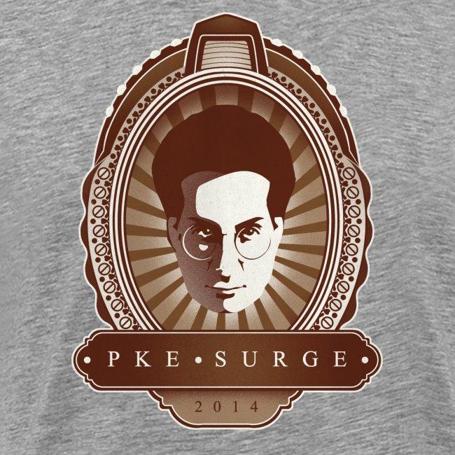 Men's PKE Surge 2014 - Red 3XL