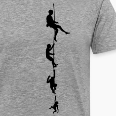 Evolution Climbing Rope Shirt