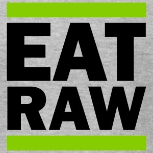 Eat Raw T-Shirts - Men's T-Shirt by American Apparel