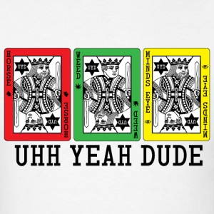 UYD Cards T-Shirts - Men's T-Shirt