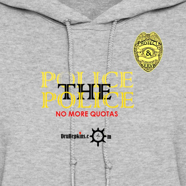 Police The Police  Hoodie