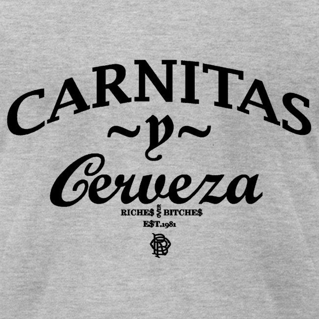 CARNITAS y CERVEZA TEE