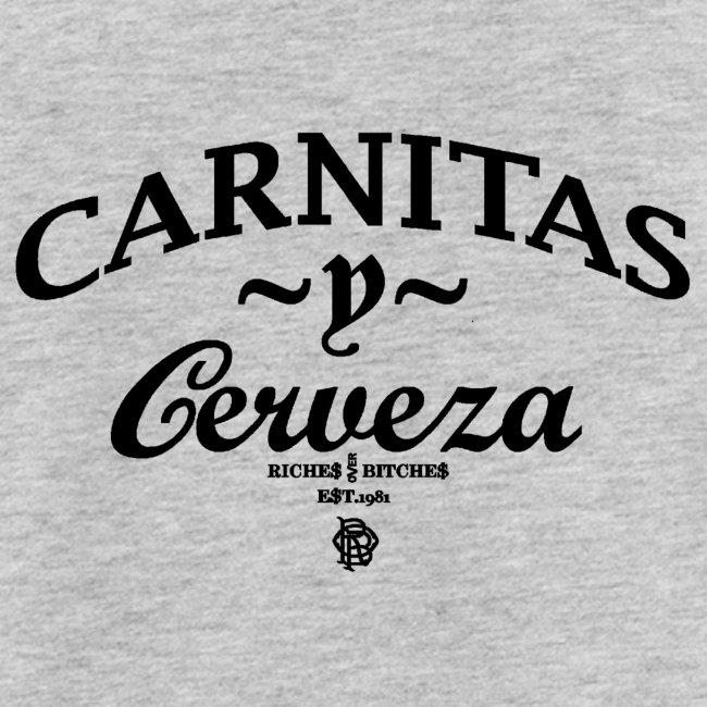 CARNITAS y CERVEZA TANK