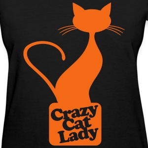 Crazy Cat Lady - Women's T-Shirt