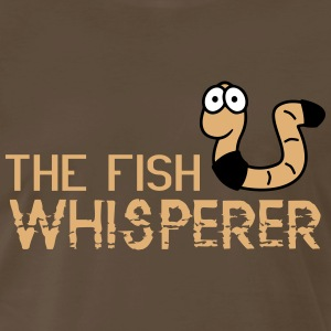 The fish whisperer T-Shirts - Men's Premium T-Shirt
