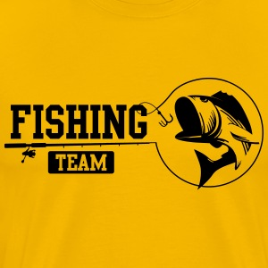 Fishing Team T-Shirts - Men's Premium T-Shirt