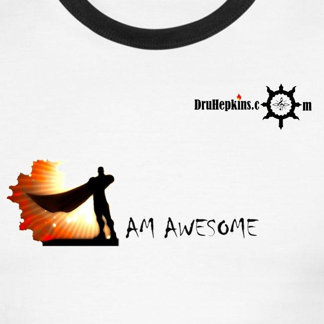 I AM AWESOME M Trim