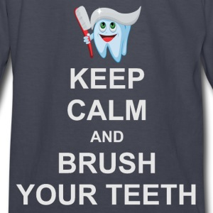 TEETH Kids' Shirts - Kids' Long Sleeve T-Shirt