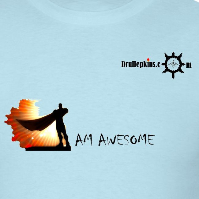 I AM AWESOME M