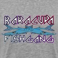 Design ~ BARACUDA FISHGANG