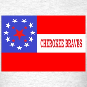 Cherokee Rifles - Men's T-Shirt