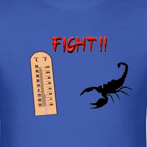 Sub-0_vs_Scorpion - Men's T-Shirt