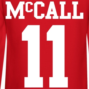 McCall 11 Long Sleeve Shirts - Crewneck Sweatshirt