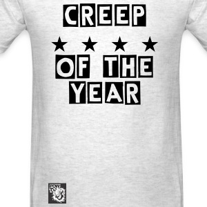Creep Of The Year - Men's T-Shirt
