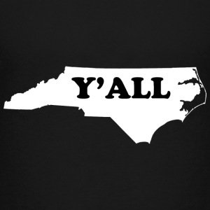 North Carolina Yall Kids' Shirts - Kids' Premium T-Shirt