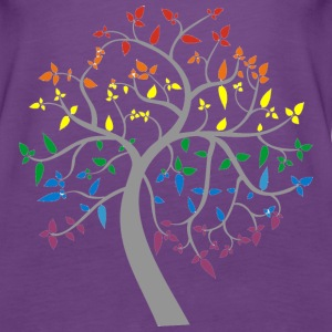 Tree of Pride Tanks - Women's Premium Tank Top