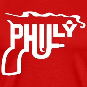 Philly Gun T-Shirts - Men's Premium T-Shirt
