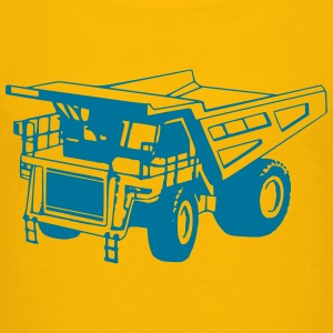 dump truck Baby & Toddler Shirts - Toddler Premium T-Shirt