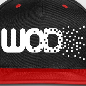 Workout Of The Day WOD Caps - Snap-back Baseball Cap