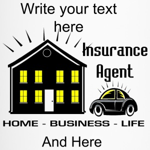 Insurance Agent Bottles & Mugs - Travel Mug