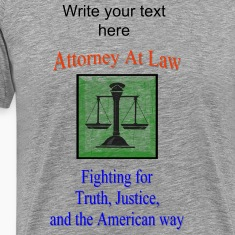 Attorney At Law T-Shirts