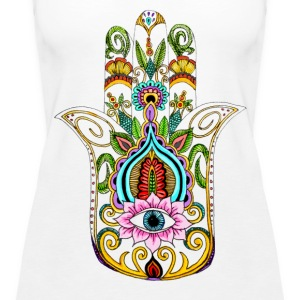 Hamsa Tanks - Women's Premium Tank Top