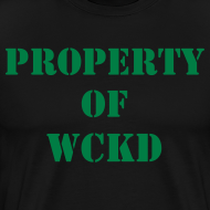 Design ~ PROPERTY OF WCKD MAZE RUNNER