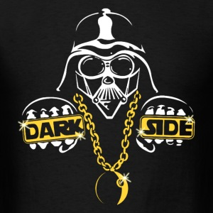 Dark Side - Men's T-Shirt