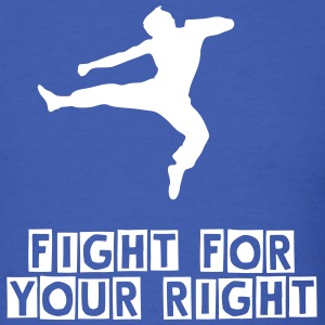 fighter T-Shirts - Men's T-Shirt
