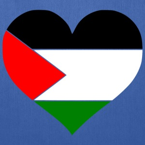 Palestine Heart Bags & backpacks - Tote Bag
