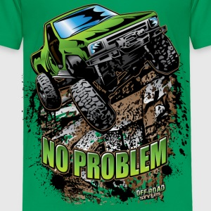 Toyota Rock Crawler Green Baby & Toddler Shirts - Toddler Premium T-Shirt