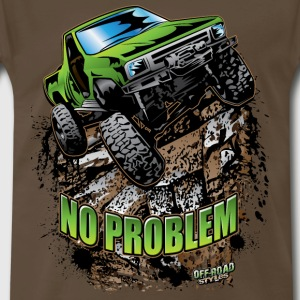 Toyota Rock Crawler Green T-Shirts - Men's Premium T-Shirt