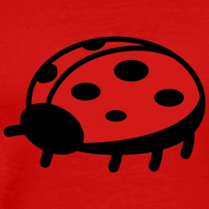Red Ladybug - Men's Premium T-Shirt