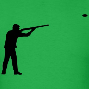 skeet shooting T-Shirts - Men's T-Shirt
