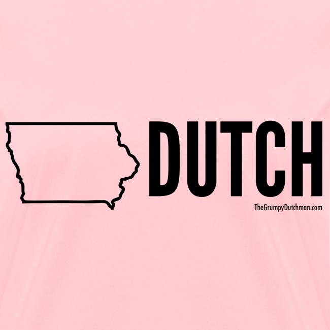 Iowa Dutch (black)