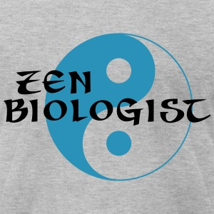Zen Biologist T-Shirt - Men's T-Shirt by American Apparel