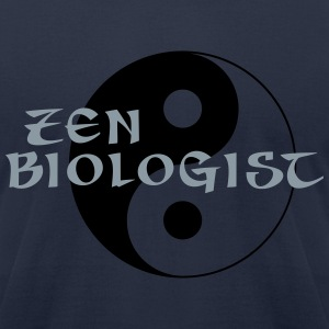 Zen Biologist T-Shirts - Men's T-Shirt by American Apparel