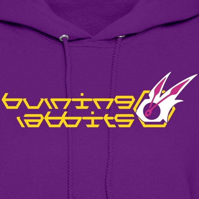 Burning Rabbits (free shirtcolor selection)