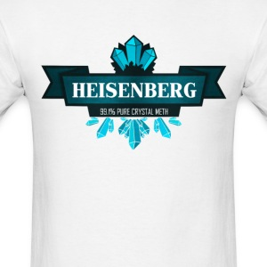 Heisenberg - Men's T-Shirt