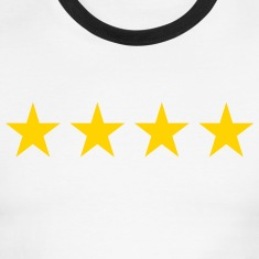 4 stars for Germany T-Shirts