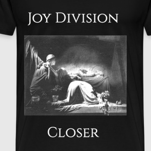 joy DIvision Closer - Men's Premium T-Shirt