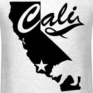 Cali - Men's T-Shirt