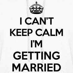 Keep Calm Married  Hoodies