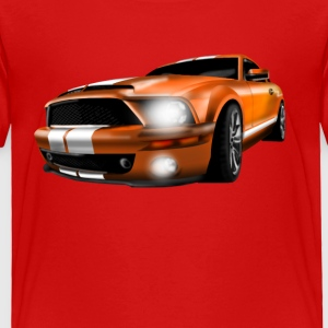 sport car Baby & Toddler Shirts - Toddler Premium T-Shirt