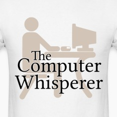 The Computer Whisperer T-Shirts