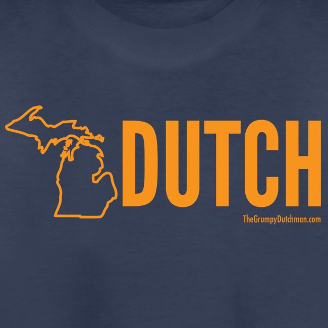 Michigan Dutch (orange)