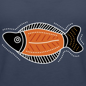 fish Tanks - Women's Premium Tank Top