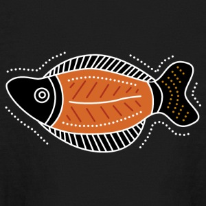 fish Kids' Shirts - Kids' Long Sleeve T-Shirt