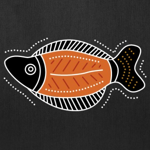 fish Bags & backpacks - Tote Bag