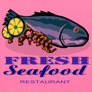 Seafood Restaurant Bags & backpacks - Tote Bag